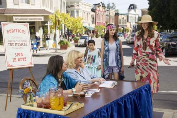 Imágenes regreso de nueva temporada de Las chicas Gilmore