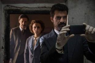 """La serie """"El Ministerio del tiempo"""" indigna a los funcionarios"""