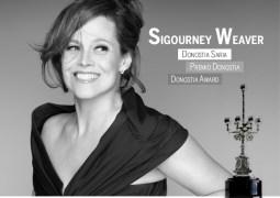 Sigourney Weaver recibirá el Premio Donostia 2016