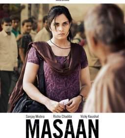 Póster de Masaan