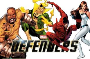 The Defenders en Los vengadores: Infinity war