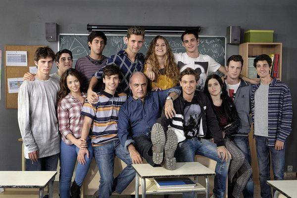La serie española Merlí de Netflix