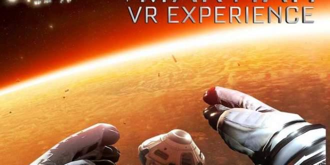 Marte VR Experience