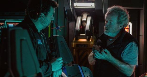 "Danny McBride y James Franco fichajes de ""Alien Covenant"""