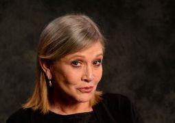 Carrie Fisher en estado crítico tras un infarto. ¡Que la fuerza te acompañe princesa Leia!