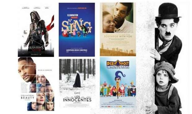 Estrenos de cine 23 de diciembre de 2016