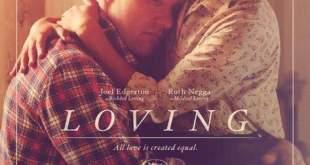 """Póster y Crítica de """"Loving"""""""