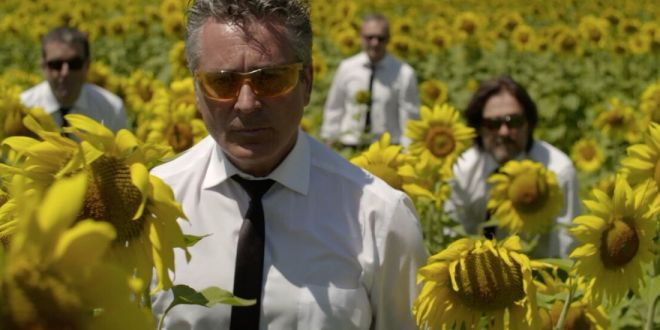 Primera imagen oficial del largometraje de No me pises que llevo chanclas