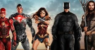Épico Tráiler de La liga de la justicia, la reunión de superhéroes de DC