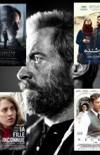 Estrenos de cine del 3 de marzo de 2017. Un viejo Lobezno, El viajante y El guardián invisible