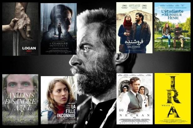 Estrenos de cine 3 de marzo de 2017