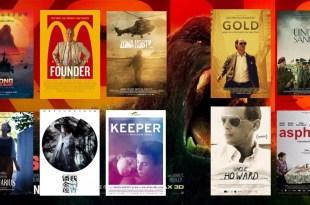 Estrenos de cine del 10 de marzo de 2017
