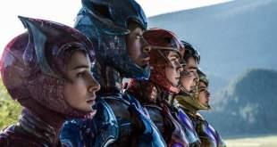 Crítica de Power Rangers (2017)