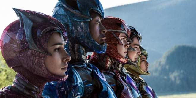 Crítica de Power Rangers (2017)