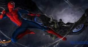 Spider-man Homecoming. Alucinante nuevo tráiler con por Tom Holland, en el papel del hombre araña, y Michael Keaton como buitre