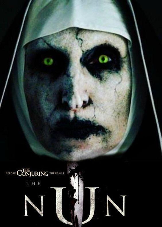 spin-off de Expediente Warren The Nun