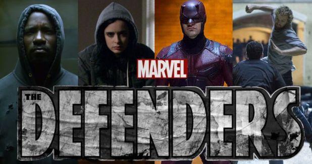 Tráiler de The Defenders