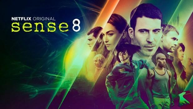 Cartel serie Sense8