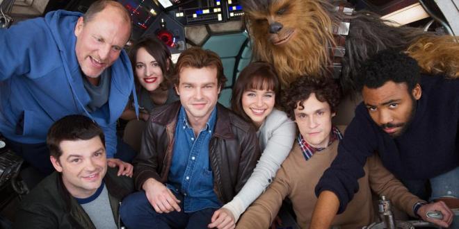 Spin-off de Han Solo