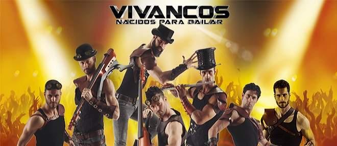 Los Vivancos aterrizan en Madrid con su espectáculo Nacidos para bailar