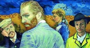 Crítica de Loving Vincent. Van Gogh está presente