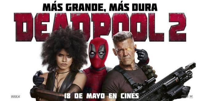 Crítica de Deadpool 2. ¡Es la hora de las tortas… y de las risas!