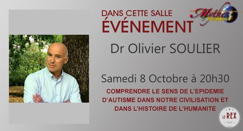Resultado de imagen de dr. olivier soulier autisme