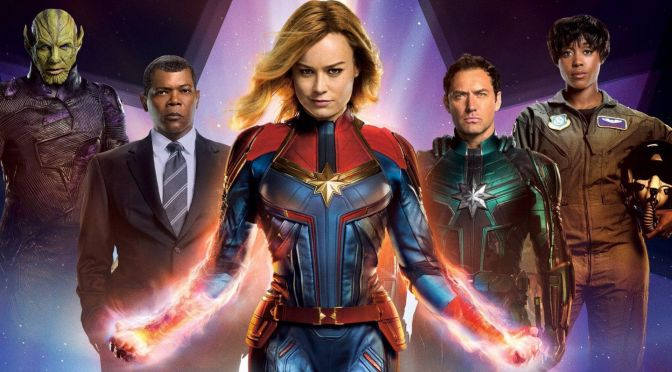 Captain Marvel 3 D : 16.15