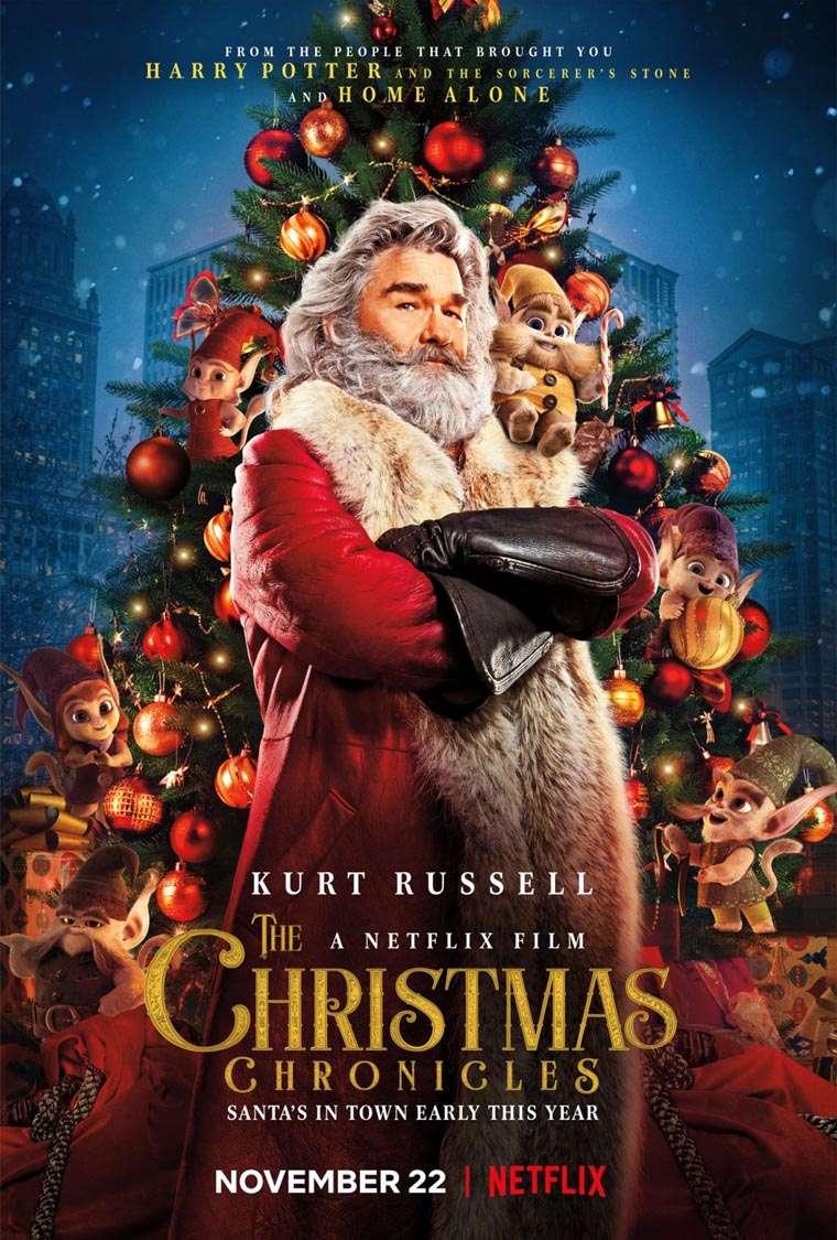 The Christmas Chronicles, Kurt Russell, Santa Claus