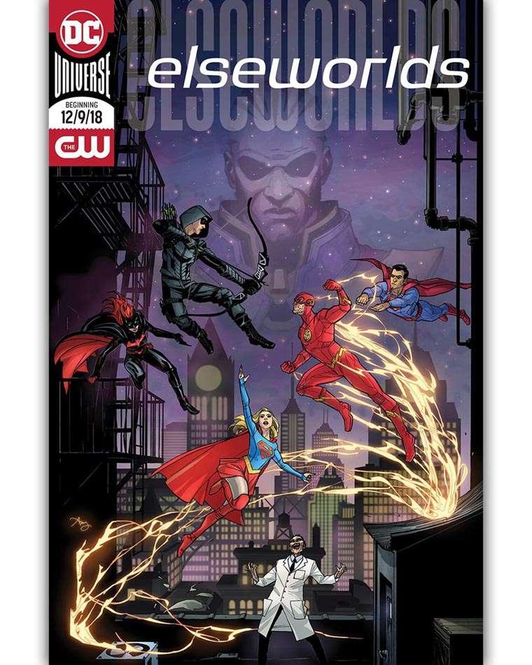 Jon Cryer, Lex Luthor, Supergirl, Elseworlds