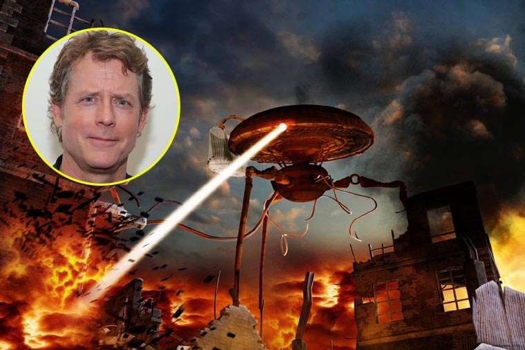 The War Of The Worlds, Greg Kinnear