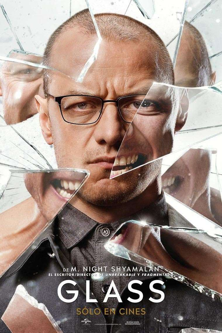 Glass, posters