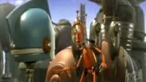 Robots Bande-annonce VO