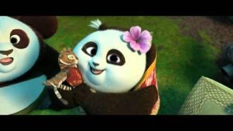 Kung Fu Panda 3 Bande-annonce (2) VO