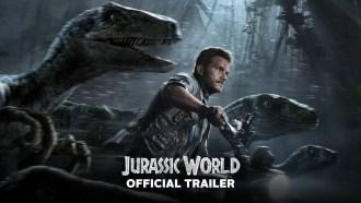 Jurassic World Bande-annonce (3) VO