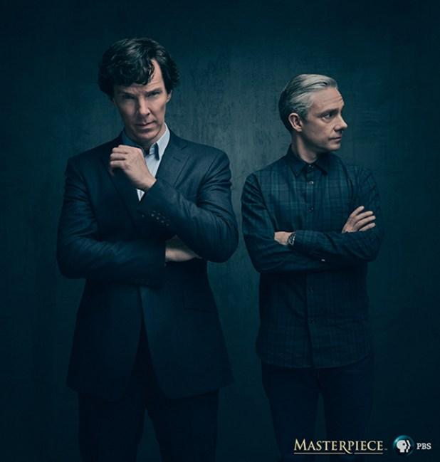 Sherlock, saison 4: La première photo officielle enfin dévoilée
