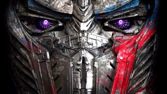 Transformers : The Last Knight Teaser VO