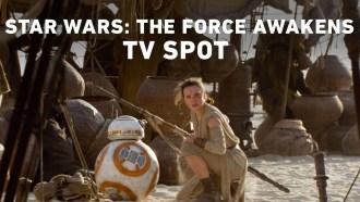 Star Wars, épisode VII – Le Réveil de la Force Teaser (2) VO