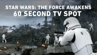 Star Wars, épisode VII – Le Réveil de la Force Teaser (3) VO