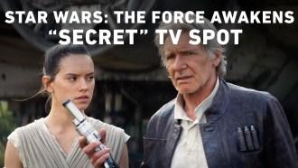 Star Wars, épisode VII : Le Réveil de la Force Teaser (5) VO