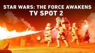 Star Wars, épisode VII – Le Réveil de la Force Teaser (7) VO