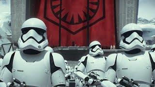 Star Wars, épisode VII – Le Réveil de la Force Bande-annonce (5) VO