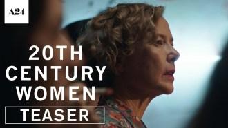 20th Century Women Bande-annonce VO