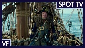 Pirates des Caraïbes : La vengeance de Salazar Teaser VF