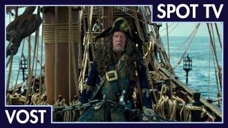 Pirates des Caraïbes : La vengeance de Salazar Teaser (2) VF