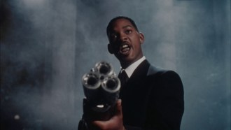 Men in Black Bande-annonce (3) VF