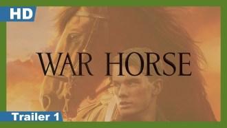 Cheval de guerre Bande-annonce (5) VO