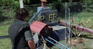 The Walking Dead saison 7 : C'est quoi ces effets spéciaux ??? photo 3