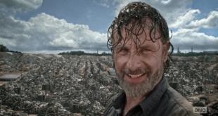The Walking Dead saison 7 : C'est quoi ces effets spéciaux ??? photo 1