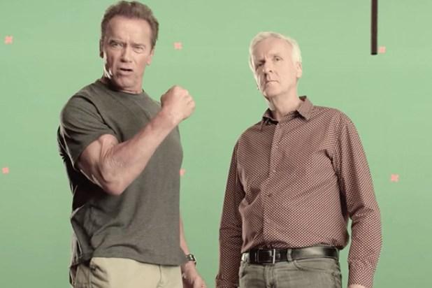 Terminator 6 James Cameron Arnold Schwarzenegger